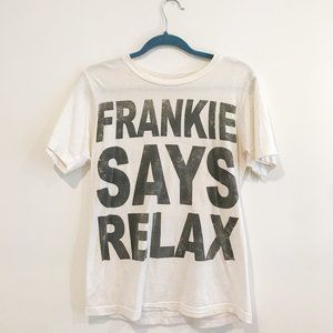 """""""Friends"""" Frankie Says Relax Tee"""